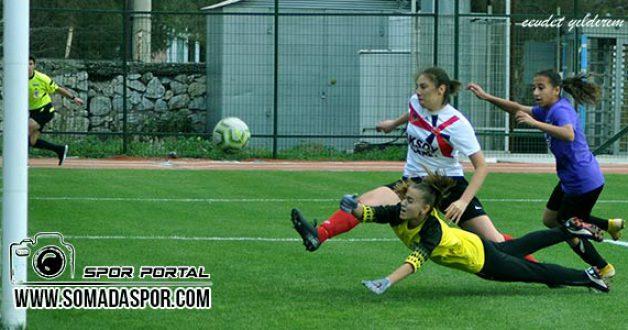 Soma Zaferspor 7-3 Alanya Demirspor