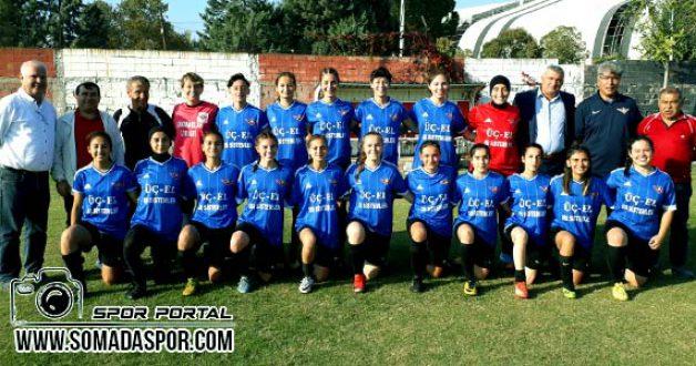 Zaferspor Bayan Futbol Takımında 5 Yeni Transfer