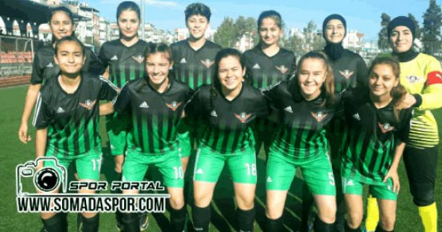 Antalya Demirspor 0-7 Soma Zaferspor