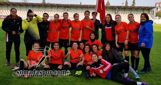 Soma Zaferspor 6-2 Çamlıca Gençlik ve Spor Kulübü