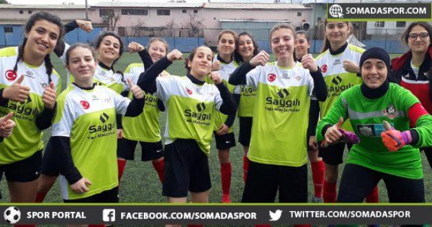 Zaferspor'lu Kızlarımızı 7'den Aşağısı Kurtarmıyor!