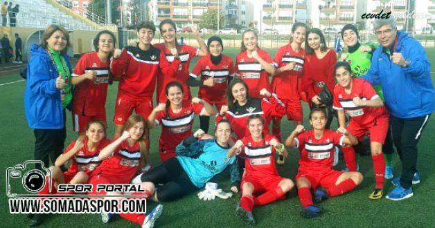 Konyaaltı Gençlik Spor 0-6 Soma Zaferspor