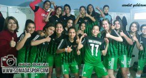 Nazilli Bld.Spor 0-11 Soma Zaferspor