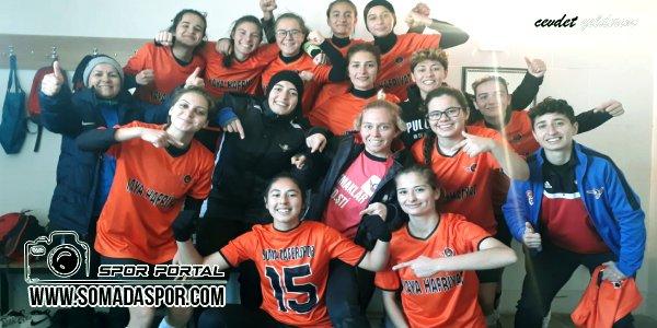 Soma Zaferspor Bayan Futbol Takımı