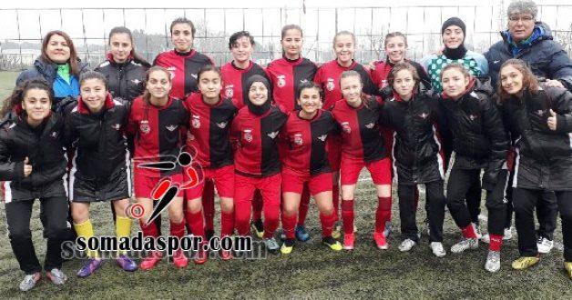 Şehzadeler 8 Eylülspor 0-7 Soma Zaferspor