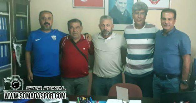 Zaferspor'dan Somaspor'a Büyük Destek