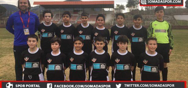 Manisa U-12 Ligi Başladı.