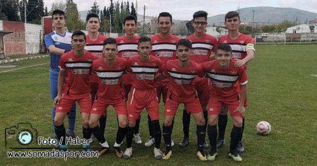 U-16 Ligi: 4.Hafta Maçları Oynandı.