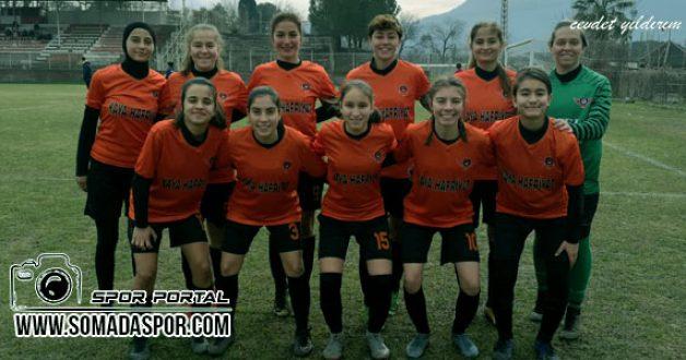 Zaferspor 12-0 Yeşilyurtspor
