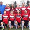 Zaferspor'lu Yıldız Kızlar Ablalarının İzinde:11-0