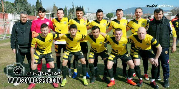 Karaelmasspor 3-1 Zeytinliova Birlikspor