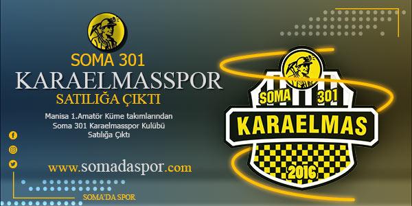 Soma 301 Karaelmasspor Kulübü Satılığa Çıktı