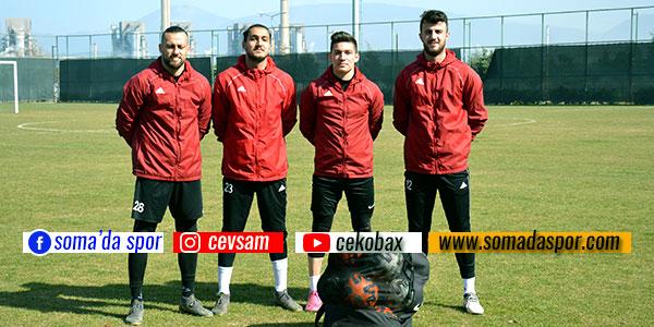 Lider Somaspor, Arhavispor Hazırlıklarına Başladı