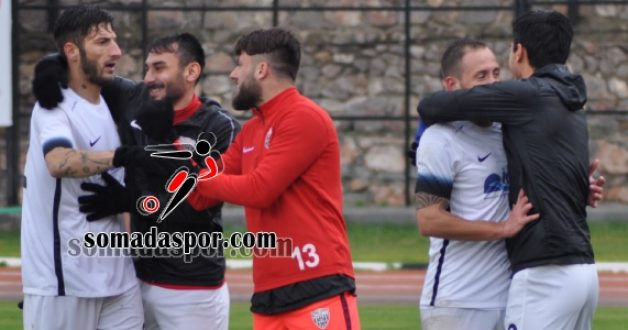 Somaspor'da Yolun Sonu Şampiyonluk!