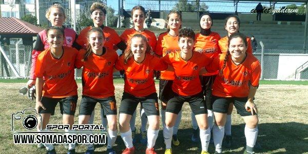 zaferspor bayan futbol takımı